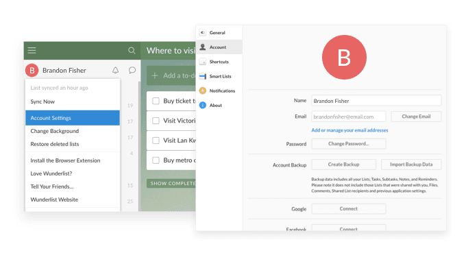 Top Wunderlist Alternatives: Stay in sync with a better solution